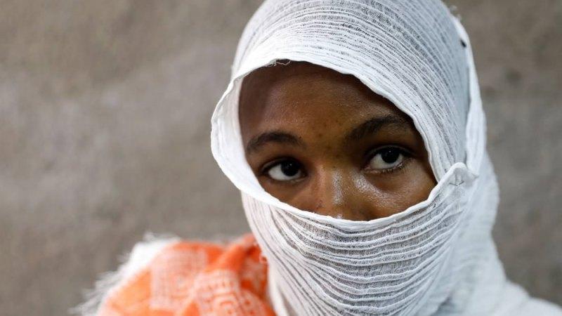 Nel Tigray etiope, la violenza sessuale è diventata un'arma di guerra