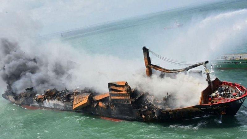 Disastro ambientale in Sri Lanka