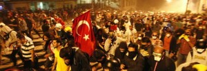 Turkey - Politics - Unrest - Protests in Istanbul - Anti-Government protests continue in Turkey Continuano le proteste in Turchia