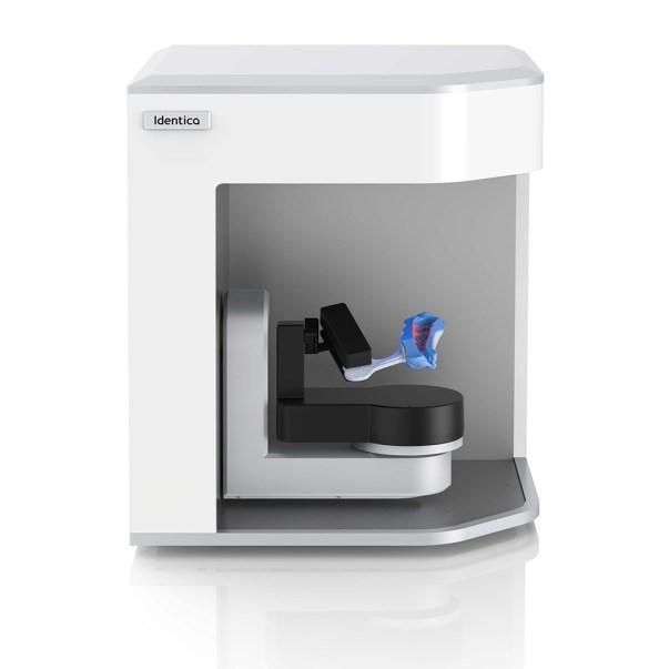 Dental 3D Scanner Identica T500