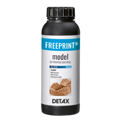 Detax FREEPRINT® Model