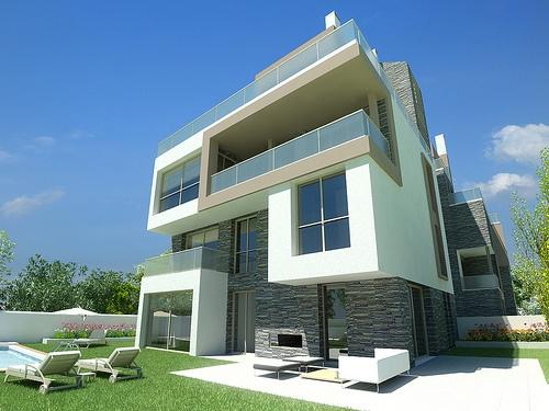Viviendas de lujo en madrid proyecto vivienda unifamiliar for Viviendas lujo madrid