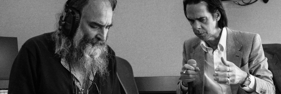 Nick Cave en Warren Ellis kondigen album 'Carnage' aan