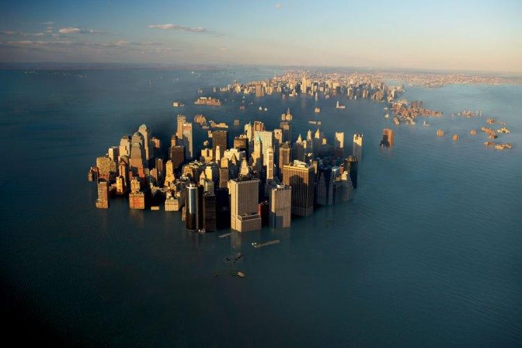 Manhattan Underwater