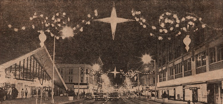 16th Street Mall1963