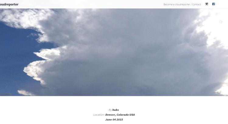 Cloud Reporter