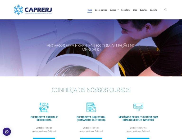 Site_Curso_Caprerj