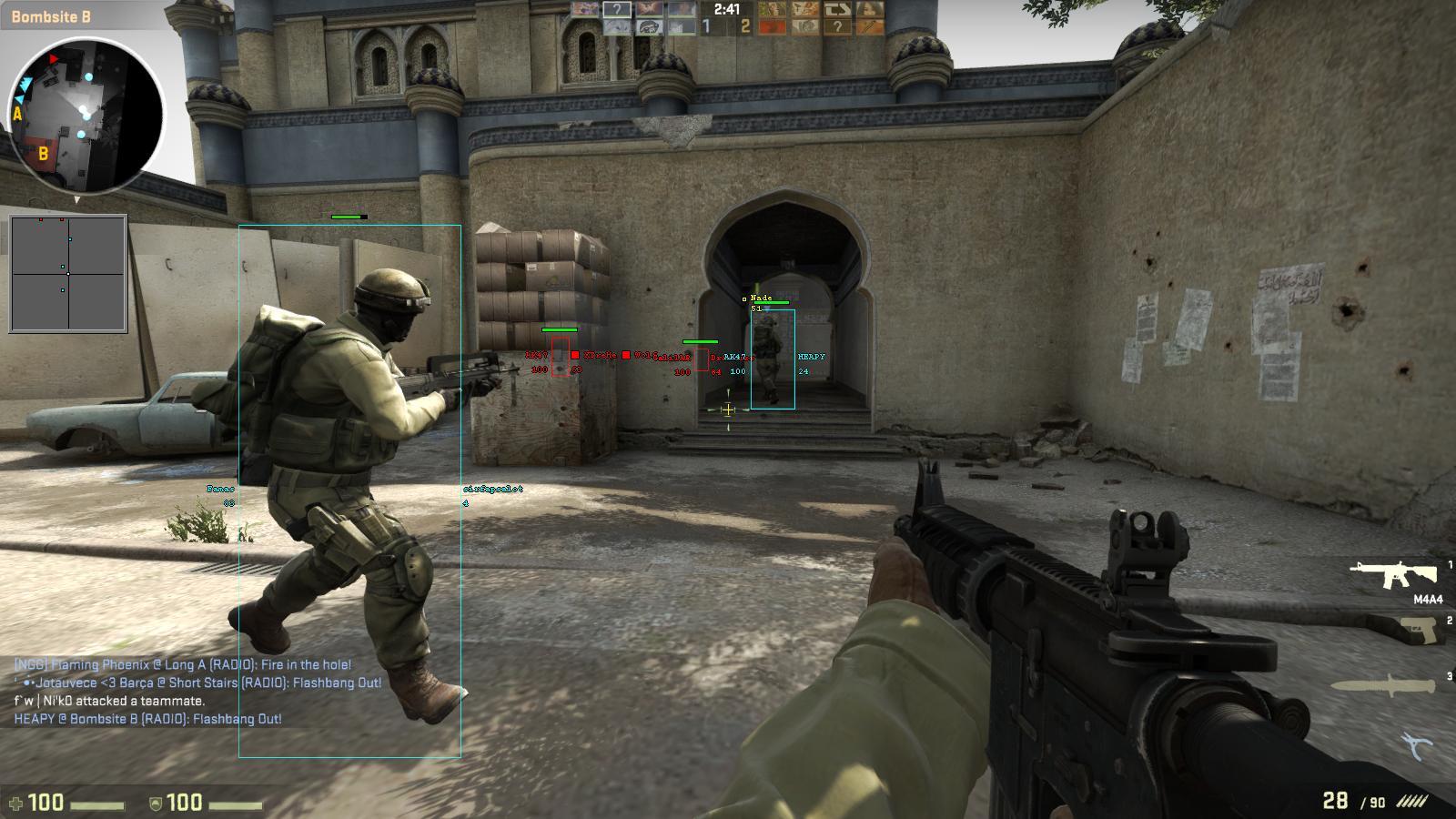 CS:GO Hacks – X22 Aimbot cracked – Counter Strike Global Offensive Hacks