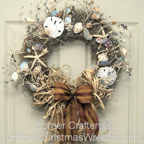 SEA SHELL WREATH