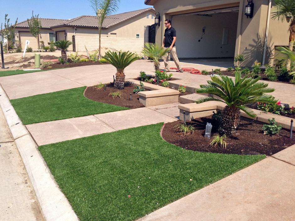 Fake Grass Santee, California Landscape Rock, Landscaping ... on Turf Yard Ideas id=77438