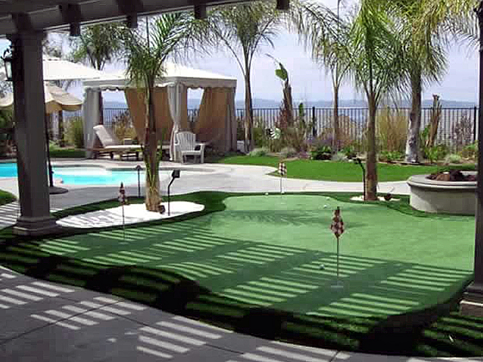 Grass Carpet Fraser, Colorado Office Putting Green, Small ... on Putting Green Ideas For Backyard id=45962