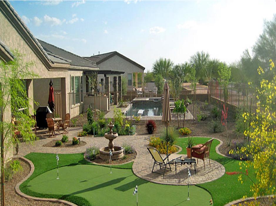 Grass Turf Inverness, Florida Backyard Playground ... on Turf Backyard Ideas id=63895