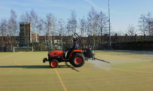 Artificial Grass Chemical Treatment