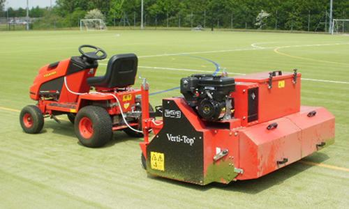 Artificial Grass Deep Cleaning