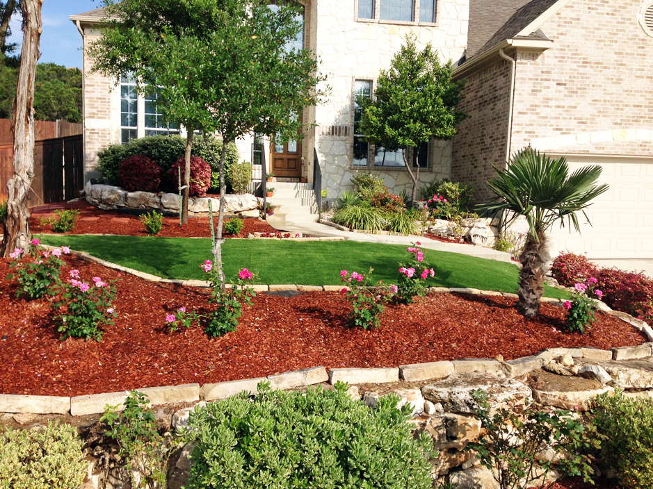 Front Yard Ideas in Orlando | Artificial Grass Orlando Florida on Artificial Grass Backyard Ideas  id=19927