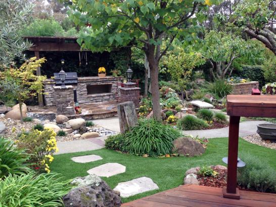 Grass Turf Bayside Gardens, Oregon Lawns, Backyard ... on Turf Backyard Ideas id=64005
