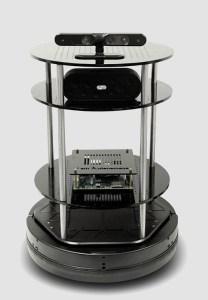 Autonomous Deep Learning Robot