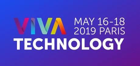 Artify - Participation au Salon VivaTechnology 2019
