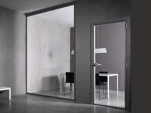 · pareti interne in vetro (divisorie): Pareti Divisorie Modena Formigine Prezzi Pareti Ufficio Scorrevoli Casa Economiche Attrezzate