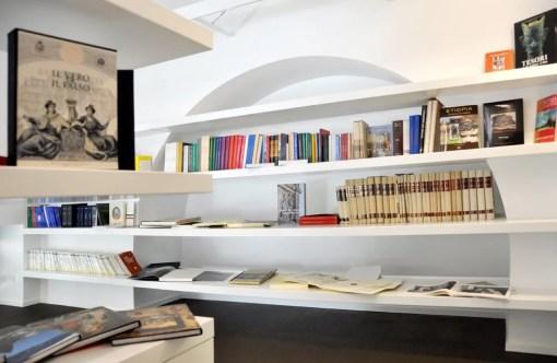 Realizzazione negozio Piazza Verdi – IPZS