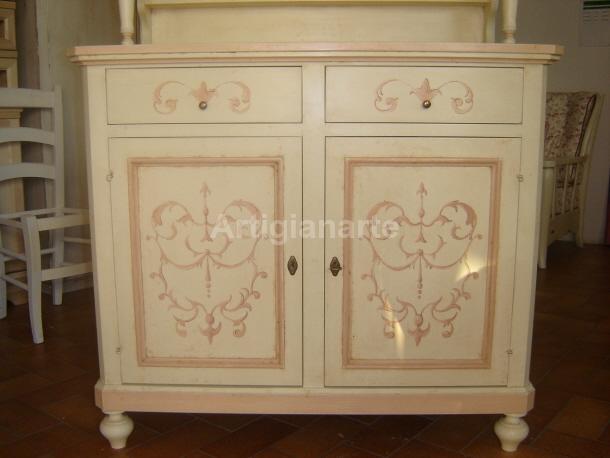 mobili design in legno lavorato a mano. Mobili Dipinti A Mano E Decorati Come Li Hai Sempre Desiderati