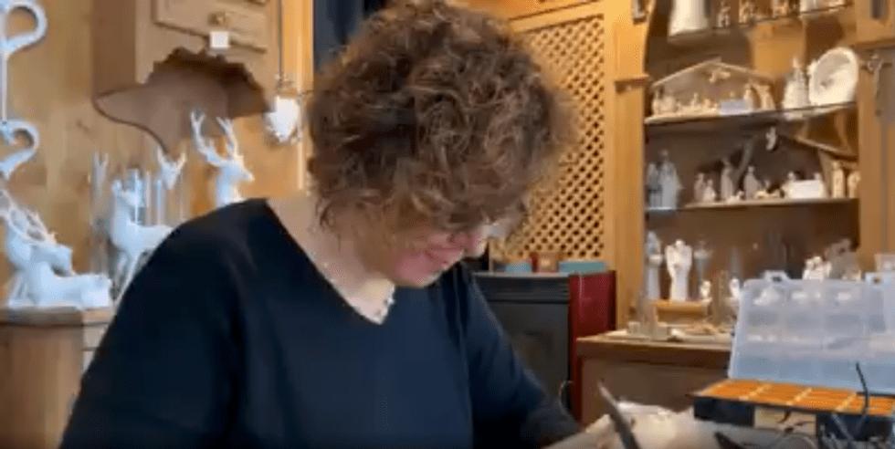 Artigianato Artistico Ampezzano L'arte del Tarkashi a Cortina d'Ampezzo