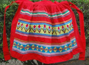 Exemple de Patchwork seminole