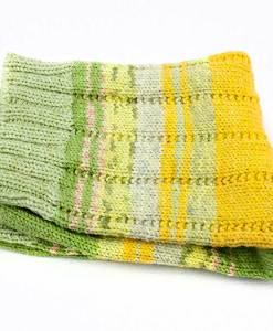 Bas de laine et coton femme - Jade