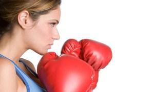 Luta para mulher