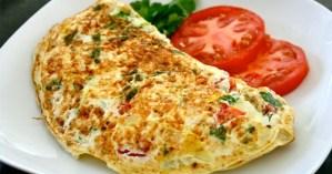 Omelete rapidinha