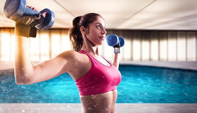 Musculação E Natação