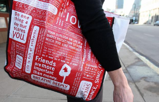 Iconic Canadian Custom Printed Tote Bags
