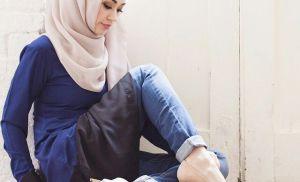 Cewek Kampus Jilbab Modis