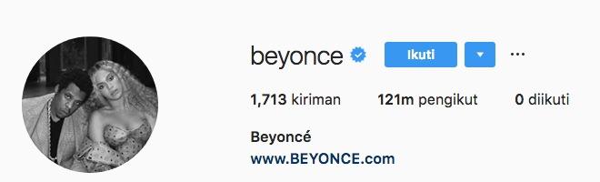 Beyoncé beyonce Instagram