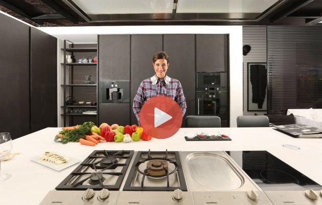 gaggenau mutfak sohbetleri - aliki kızıl