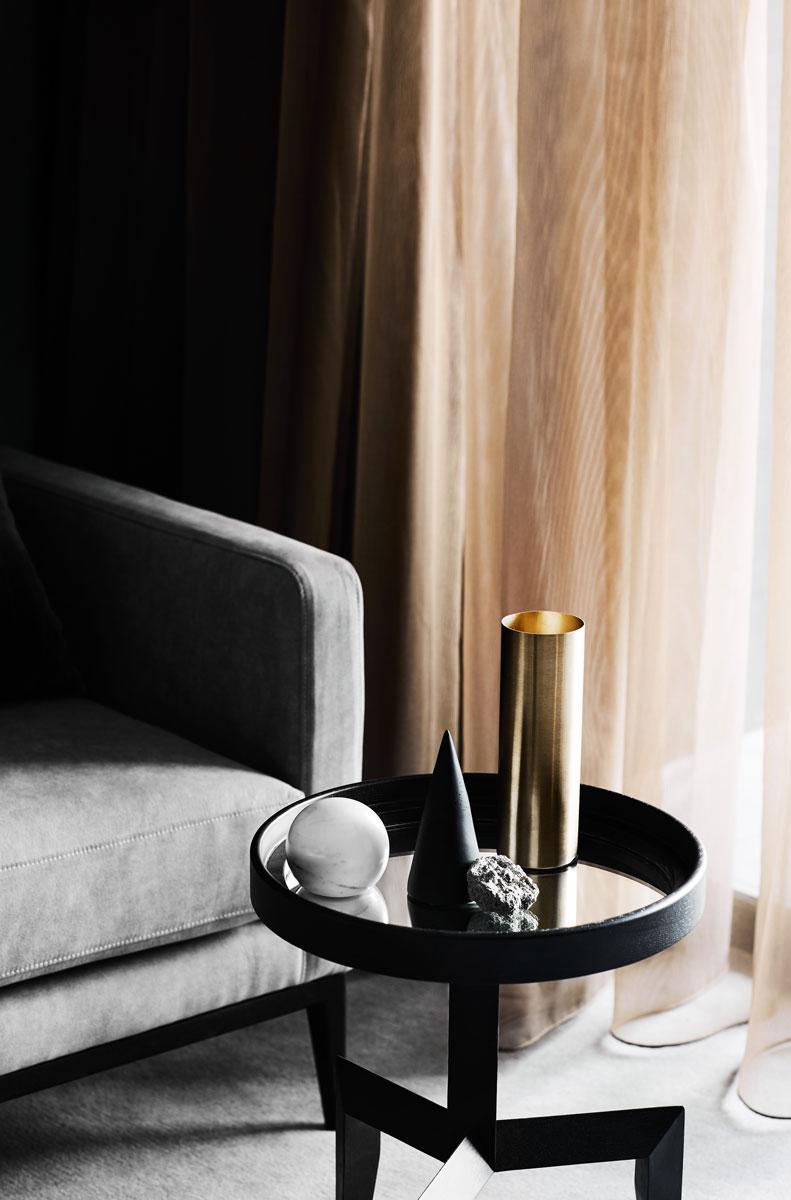 Üzümün lüksü sanatı ve tasarımı: Jackalope Hotel