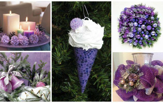 Gelecek yılın rengini kutluyoruz: Ultra violet