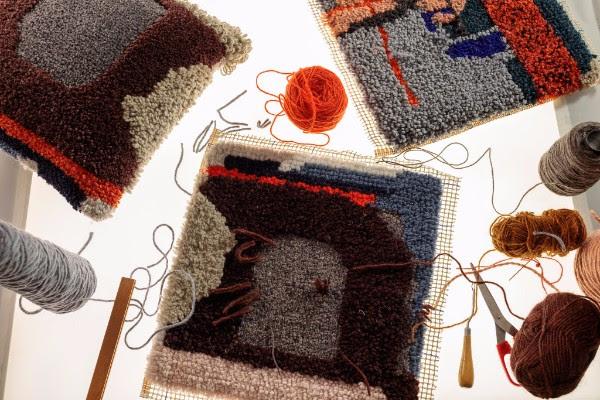 tom dixon, tekstil, super textile, new, product