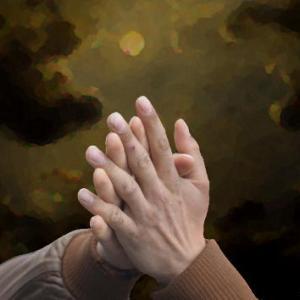 hand, hands, hope, peace, body language,