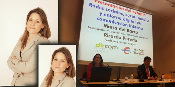 Entrevista a María del Barco