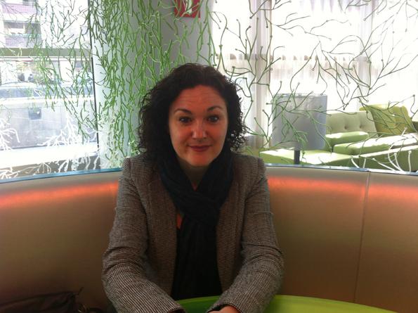 Entrevista a Pilar Gómez