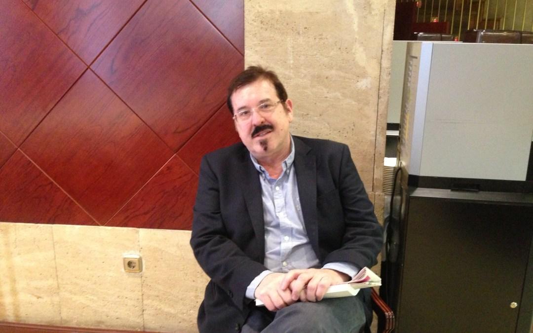 artinCom entrevista Javier Barreiro