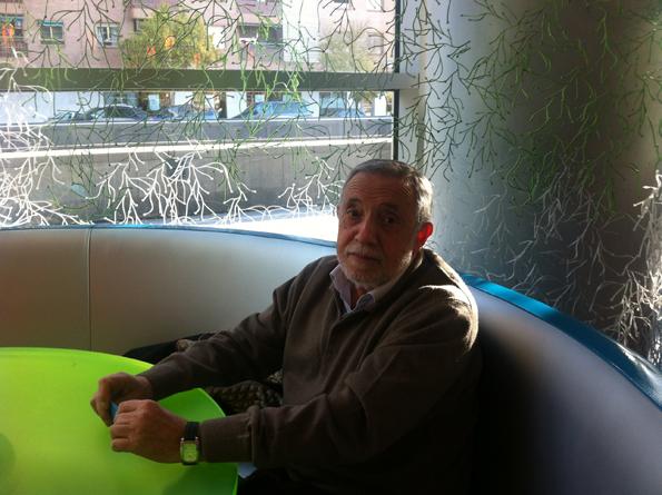 Entrevista a Ángel Longás I