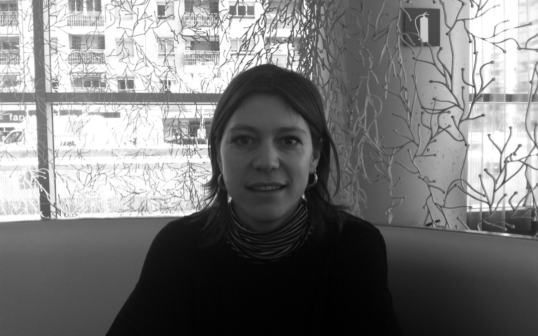 Entrevista a Ana Maorad