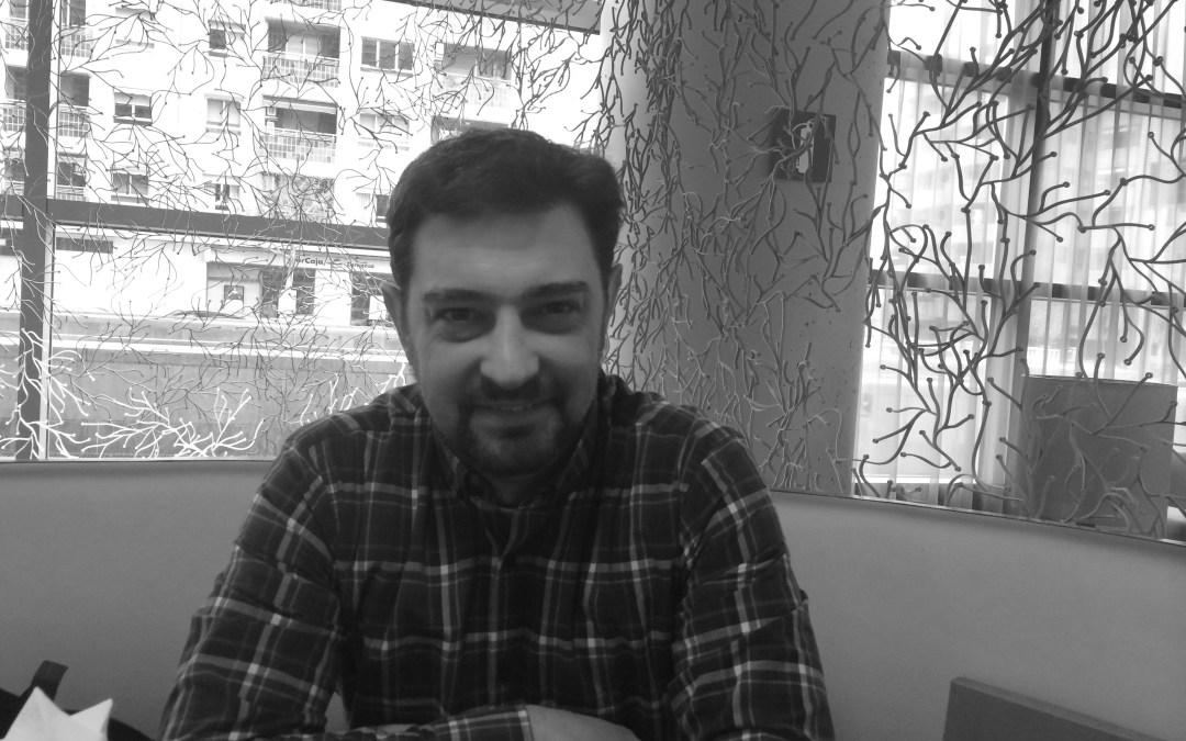 Entrevista a Ángel Morollón