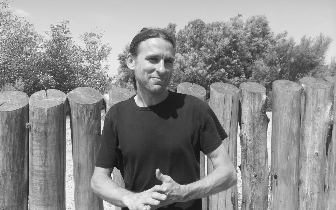 artinCom entrevista Nacho Arantegui