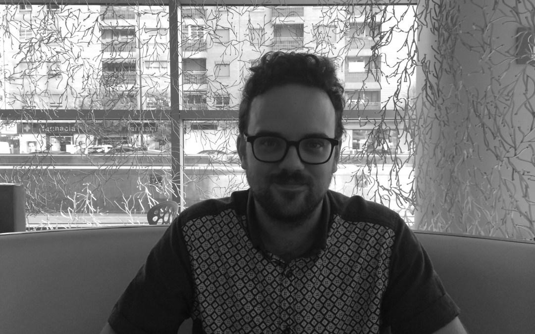 Entrevista a Javier Roldón