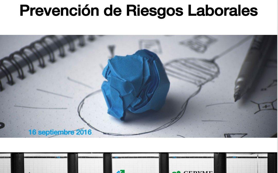 artinCom en «Innovación en la comunicación de la Prevención de Riesgos Laborales»