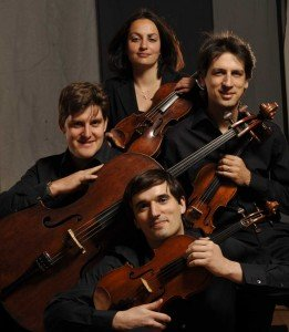 Il Quartetto d'archi Energie Nove