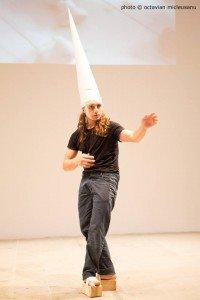 Biennale Danza, Corderie, Giuseppe Comuniello